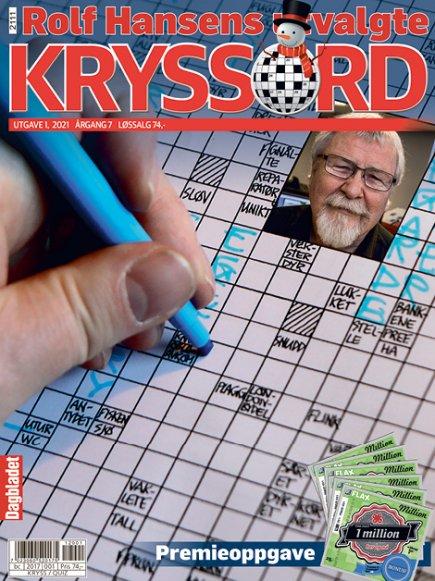 Rolf Hansen Kryss